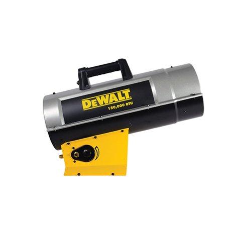 Dewalt F340725 DXH150FAV 150000 BTU Forced Air LP Heater