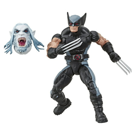 Hasbro Marvel Legends Series Collectible Action Figure Wolverine Toy
