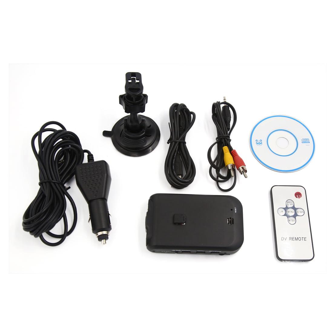 "Portable Black Plastic 2.5"" TFT Screen Auto Car Video Recorder DVR Night Vision - image 3 of 5"