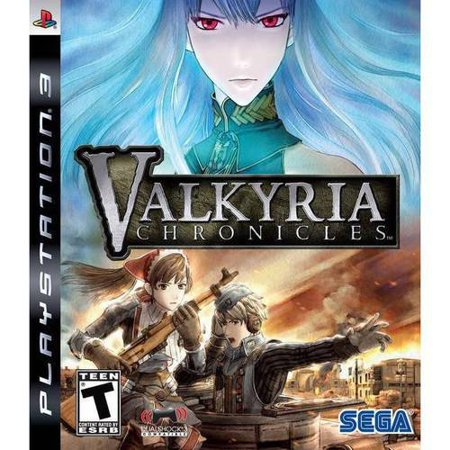PS3 - VALKYRIA CHRONICLES - image 4 of 4