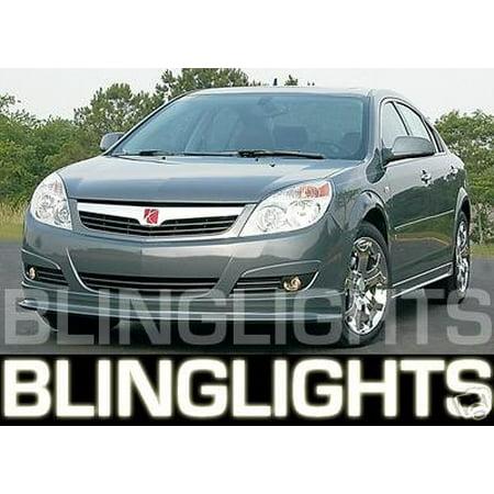 SATURN AURA XENON FOG LAMPS LIGHTS xr xe green 2007 2008 2009