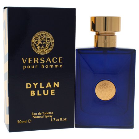 Versace Dylan Blue By Versace Edt Spray 1.7 Oz (50 Ml) (Edition 50 Ml Edt)