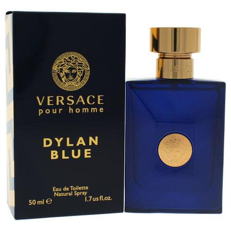 1.7 Edt - Versace Dylan Blue By Versace Edt Spray 1.7 Oz (50 Ml) (M)