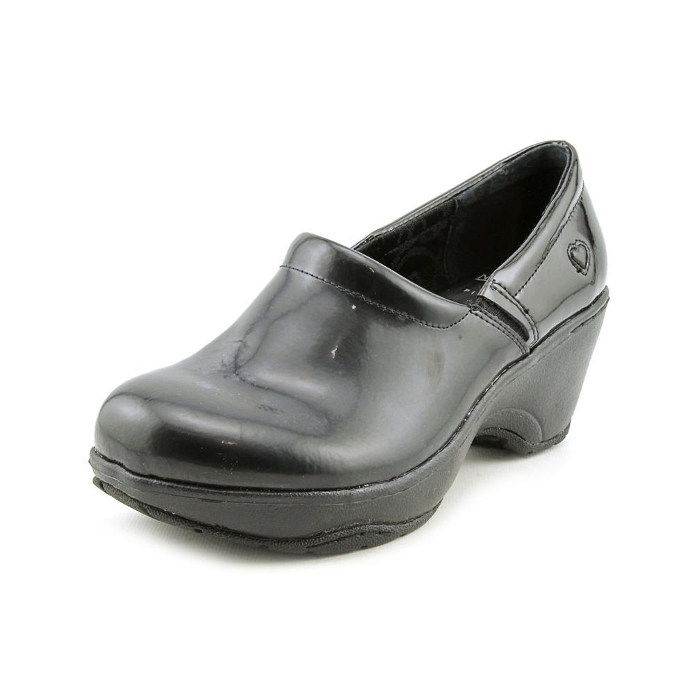Click here to buy Nurse Mates Bryar Round Toe Patent Leather Nursing & Medical Shoe by Nurse Mates.
