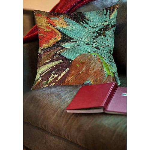 IDG Floragraph VI Indoor Pillow
