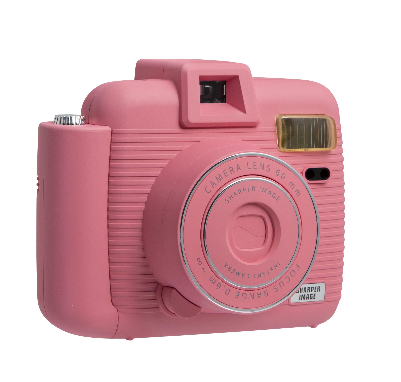 Sharper Image Instant Camera Pink Walmartcom