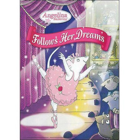 Angelina Ballerina-angelina Follows Her Dreams [dvd/ff] (lions Gate)