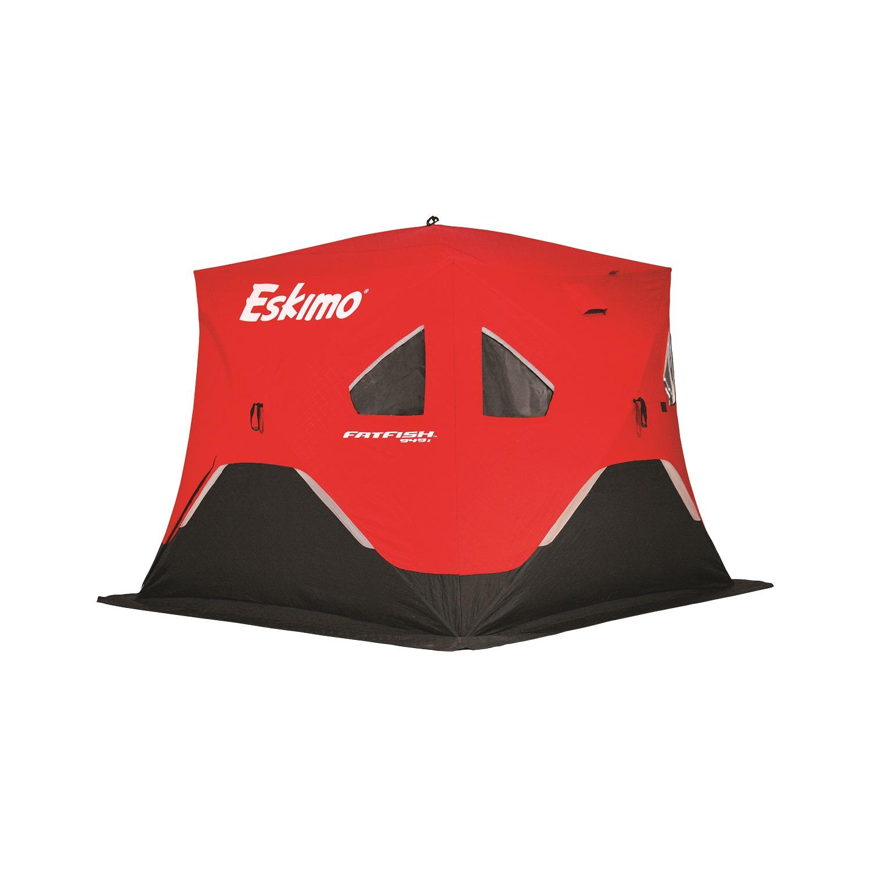 Eskimo Fatfish 949i Insulated 3-4 Person Portable Pop Up ...