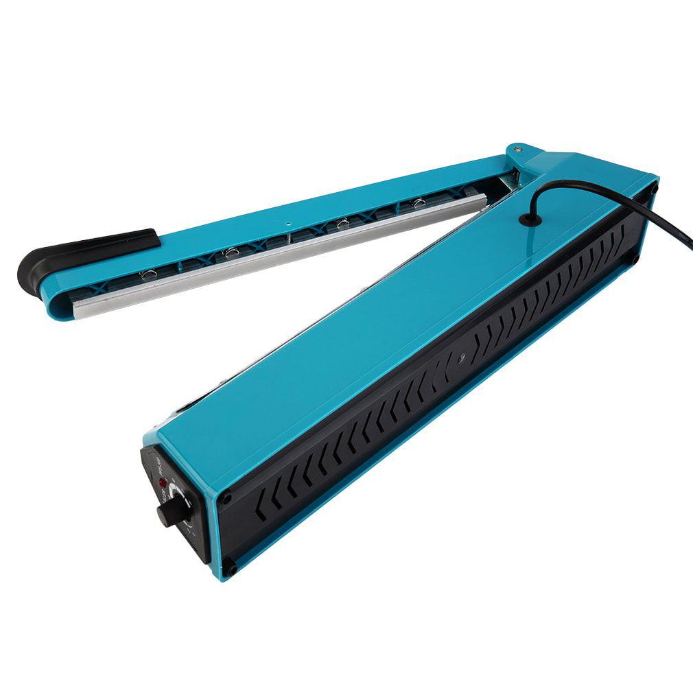 200/300mm Heat Sealing Machine Hand Impulse Sealer US Plug for Plastic Bags