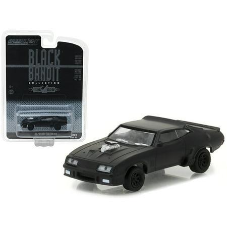 1973 Ford Falcon XB Black Bandit 1/64 Diecast Model Car by Greenlight