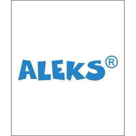 Aleks for Mathematics 18 Weeks User Guide and Access Code (Codec Stand)