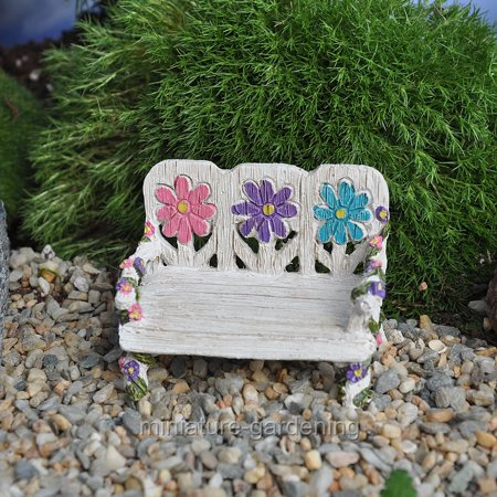 Excellent Miniature Fairy Garden Bench For Miniature Garden Fairy Garden Ibusinesslaw Wood Chair Design Ideas Ibusinesslaworg