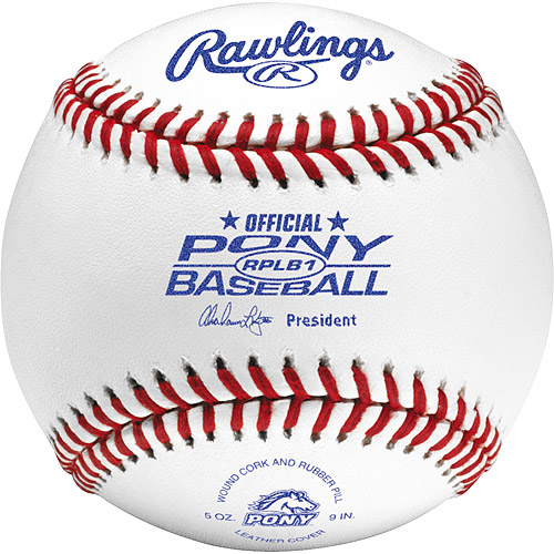 Rawlings RPLB1 Baseballs, 1 Dozen by Rawlings
