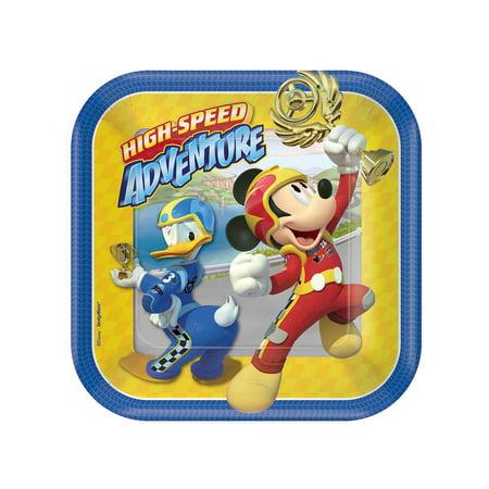 Mickey Roadster 7