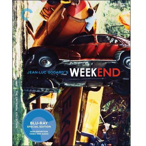Weekend (Criterion Collection) (Blu-ray) (Full Frame)