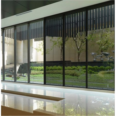 Reflective window tint solar film privacy sticker for home Interior window tinting for privacy