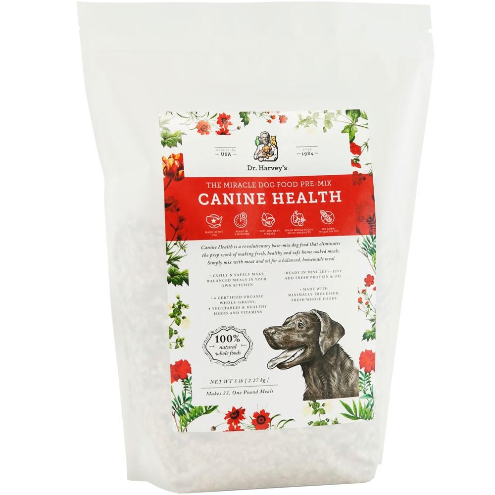 Dr. Harvey's Canine Health Miracle Dog Food 5 lbs