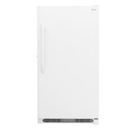 "Frigidaire FFFH20F2Q White 34"" Wide 20.2 Cu. Ft. Energy Star Rated Upright Freezer"