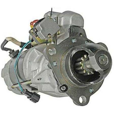 New 24V Starter Motor Fits Komatsu Crawler 600 813 3611 600 813 3612 600 813 3613