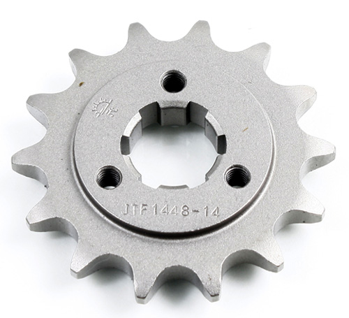JT Sprockets Steel Front Sprocket 14T 525 Pitch JTF1448.14