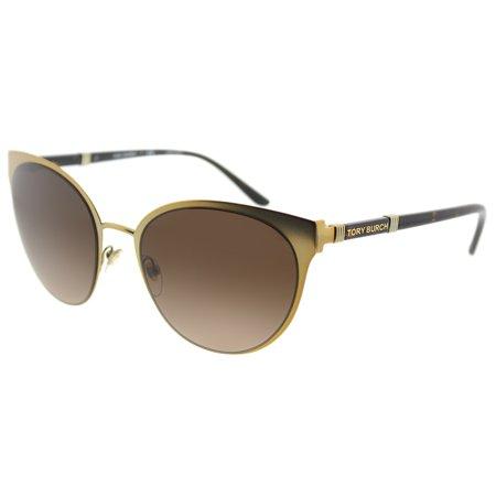7651cf0ad94 Tory Burch - Tory Burch TY 6058 324013 Women s Cat Eye Sunglasses -  Walmart.com