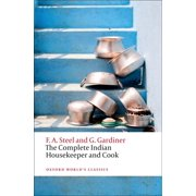 The Complete Indian Housekeeper and Cook - eBook