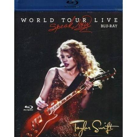 Speak Now: World Tour Live (Blu-ray)