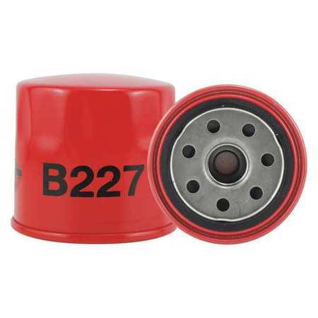 Oil Filter,Spin-On,Full-Flow BALDWIN FILTERS B227