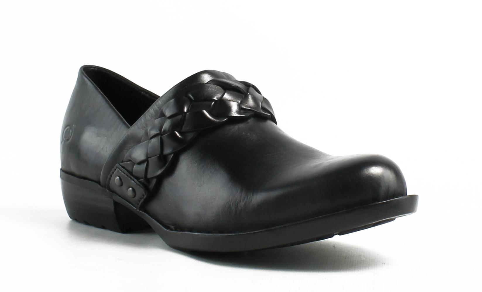 New Born Womens Black Oxfords Size 6.5