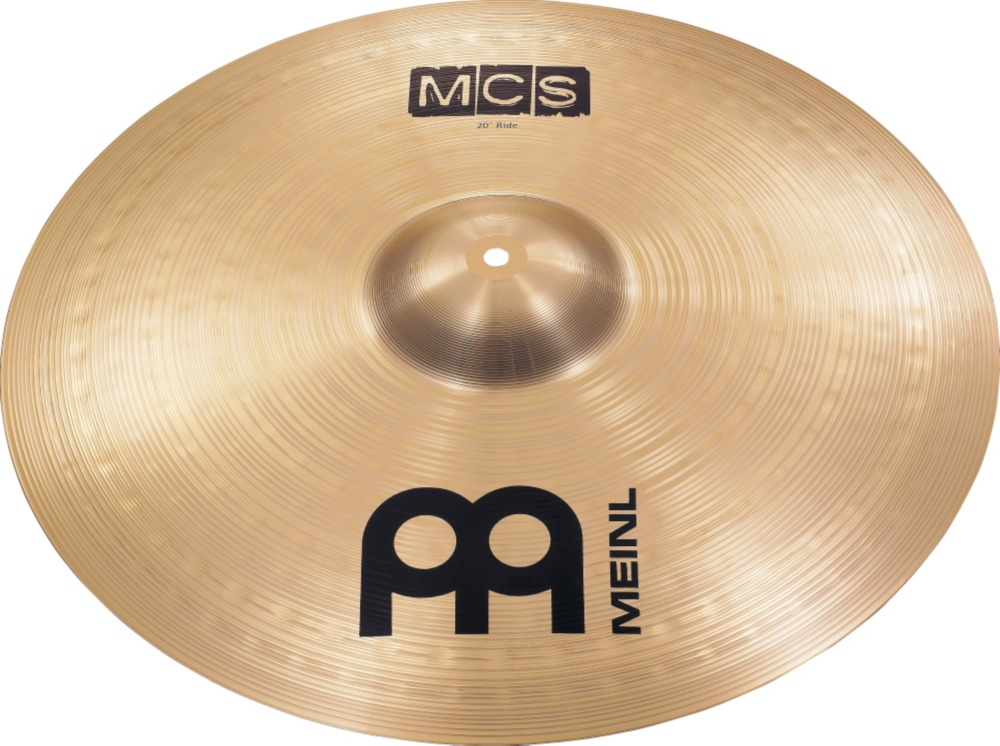 Meinl MCS Medium Ride Cymbal 20 in. by Meinl