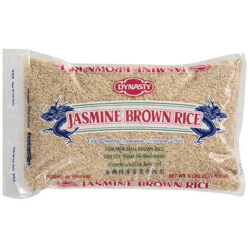 Dynasty Jasmine Brown Rice, 5 lb