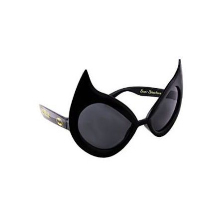 CatWoman Sun-Staches DC Comics Officially Licensed Selina Kyle Batman Movie](Cavewoman Outfits)