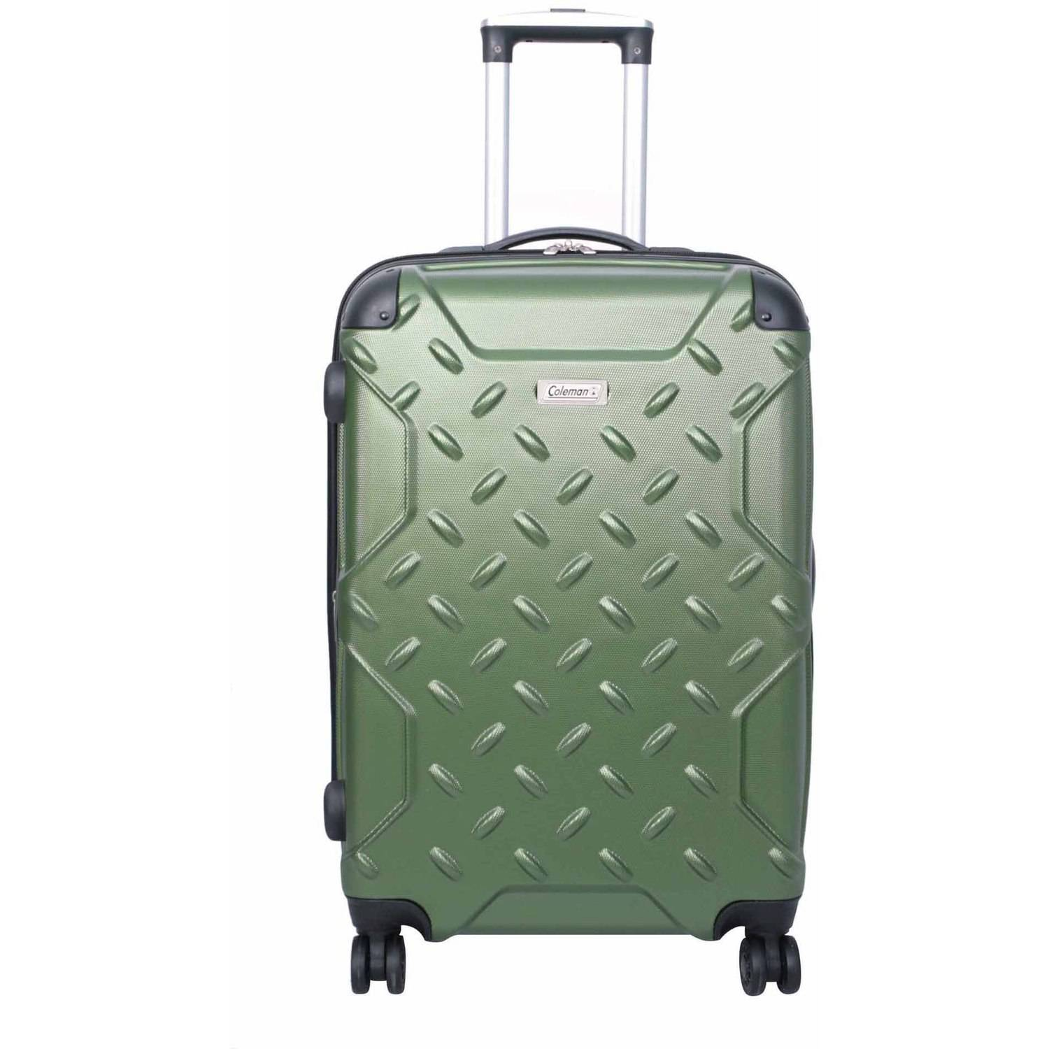 Coleman Ration Hardside Rolling Suitcase
