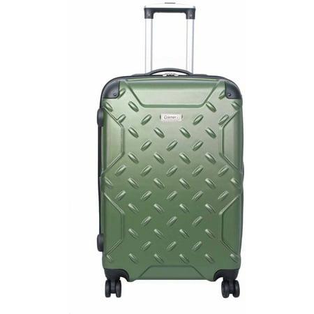 Coleman Ration Hardside Rolling Suitcase - Walmart.com
