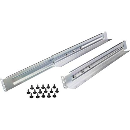 2u Mounting Rail Kit (CyberPower Universal Rack Mount Adjustable Length Rail Kit for up to 231 LBS 1U & 2U )