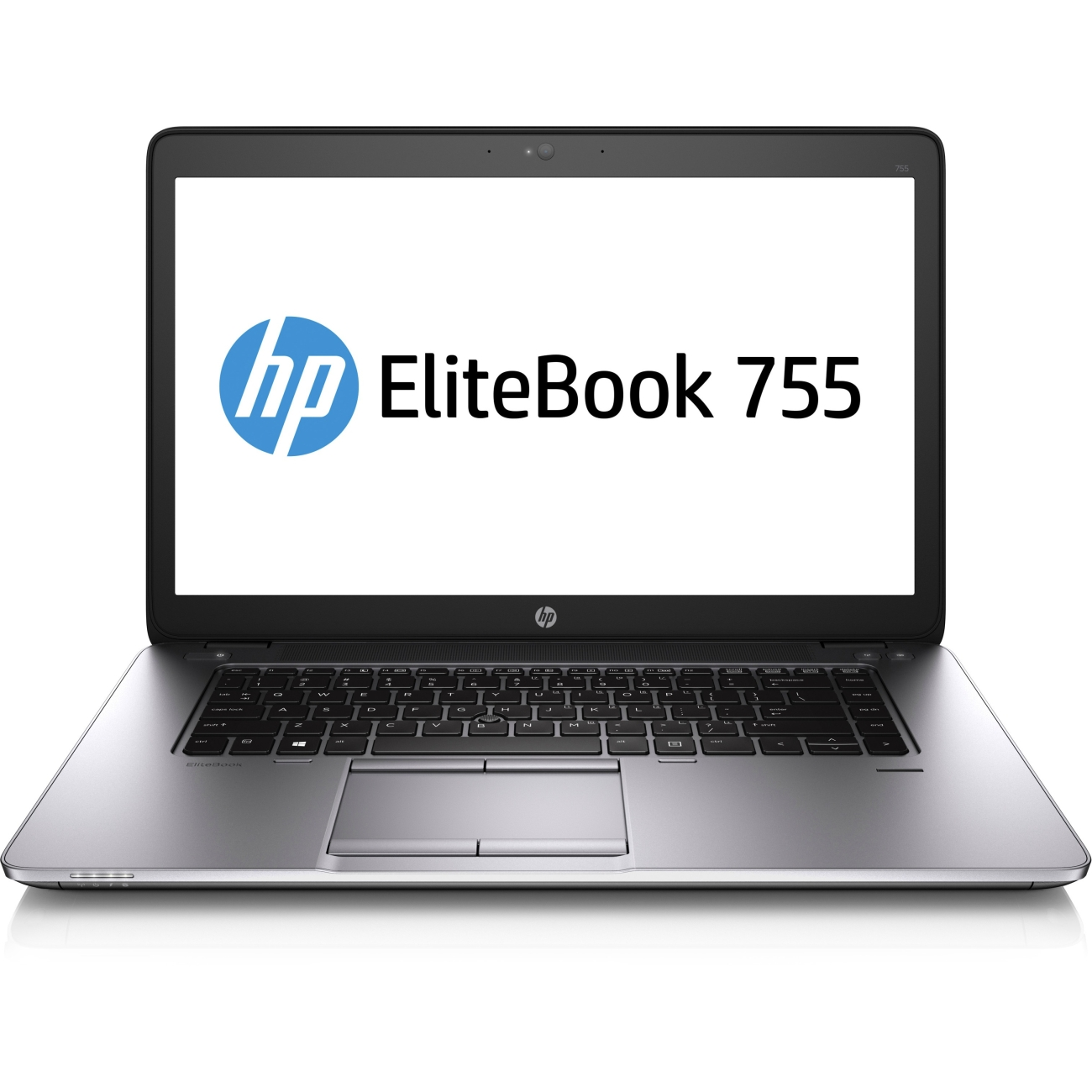 "Hp Elitebook 755 G2 15.6"" Notebook - Amd A-series A10 Pro-7350b Quad-core [4 Core] 2.10 Ghz - 4 Gb Ddr3l Sdram Ram - 500 Gb Hdd - Amd Radeon R6 Graphics Ddr3l Sdram - Windows 7 (p0c17ut-aba)"