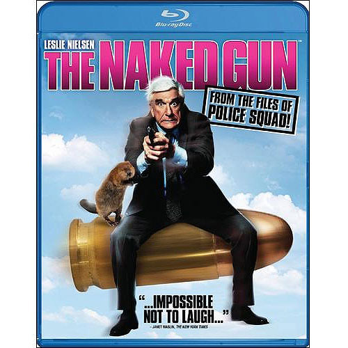 The Naked Gun: From The Files Of Police Squad (Blu-ray) (Widescreen)