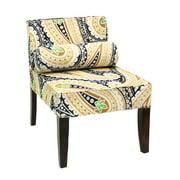 Better Homes And Gardens Medallion Slipper Chair Walmart Com