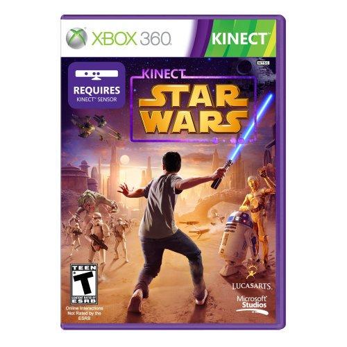 Lucas Arts Kinect Star Wars Xbox 360 Walmart Com Walmart Com
