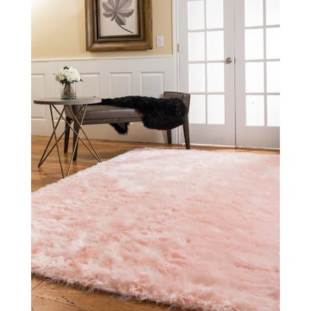 Natural Area Rugs Emory Cotton Pink Rug