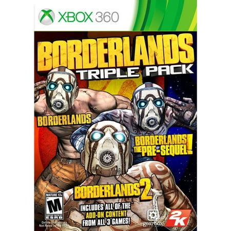 Borderlands Free Dlc Xbox 360 Usb Cables