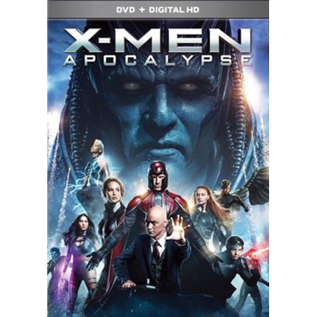 X-Men: Apocalypse (DVD) (X Men Legends 2 Rise Of Apocalypse Cheats)