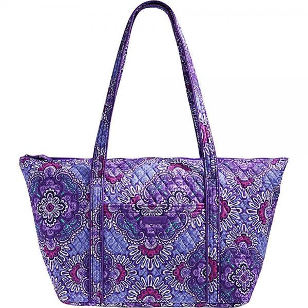 Vera Bradley Miller Bag (Lilac Tapestry)