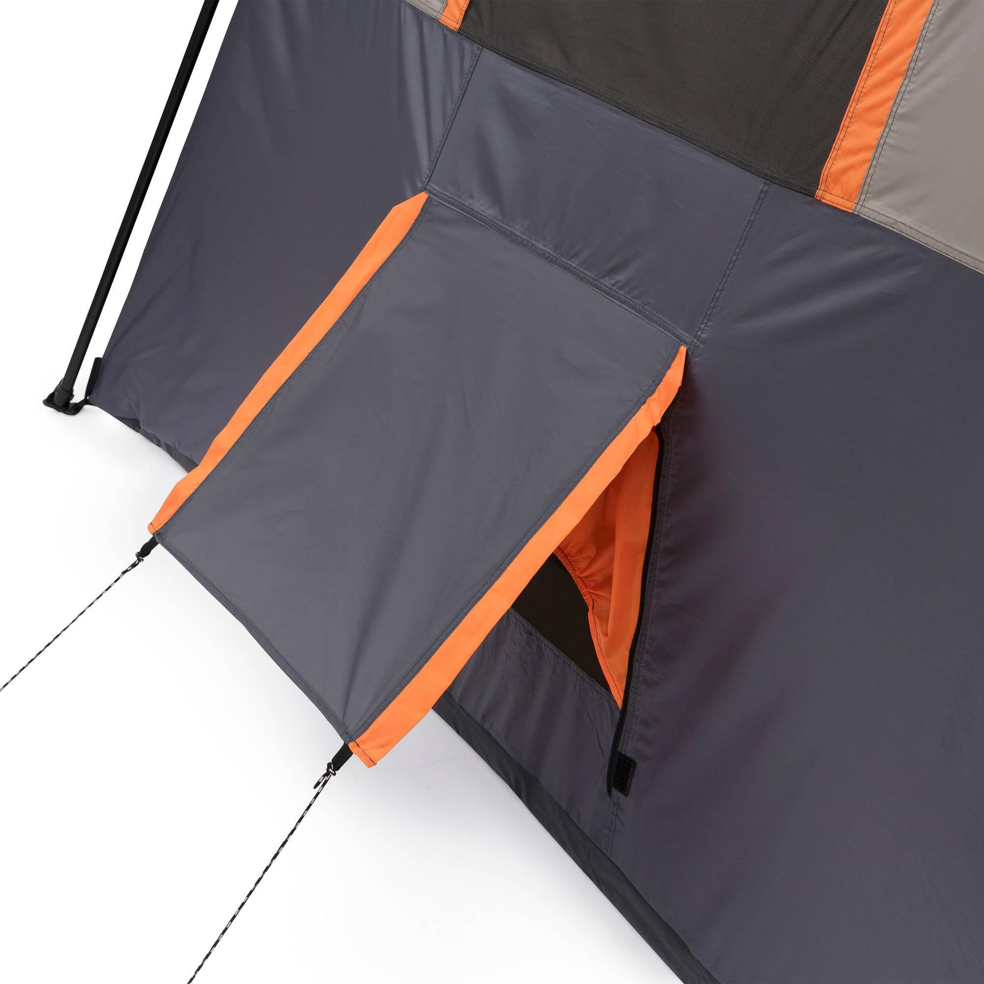 Ozark Trail Instant 20u0027 x 10u0027 Cabin C&ing Tent Sleeps 12 - Walmart.com  sc 1 st  Walmart.com & Ozark Trail Instant 20u0027 x 10u0027 Cabin Camping Tent Sleeps 12 ...