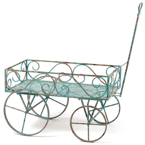 Deer Park Ironworks Wheelbarrow Planter