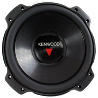 "Kenwood KFC-W3016PS 2,000-Watt 12"" Subwoofer with Oversized Cone"