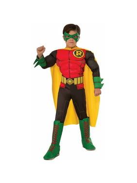 Deluxe Robin Child Halloween Costume