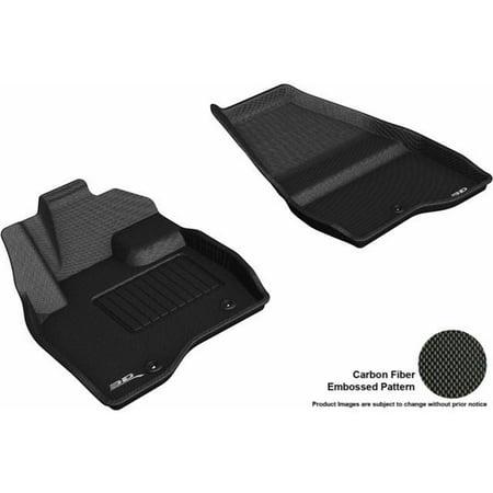 3D MAXpider FORD EXPLORER 2017-2018 KAGU BLACK R1 (PASSENGER SIDE 2 POSTS) ()