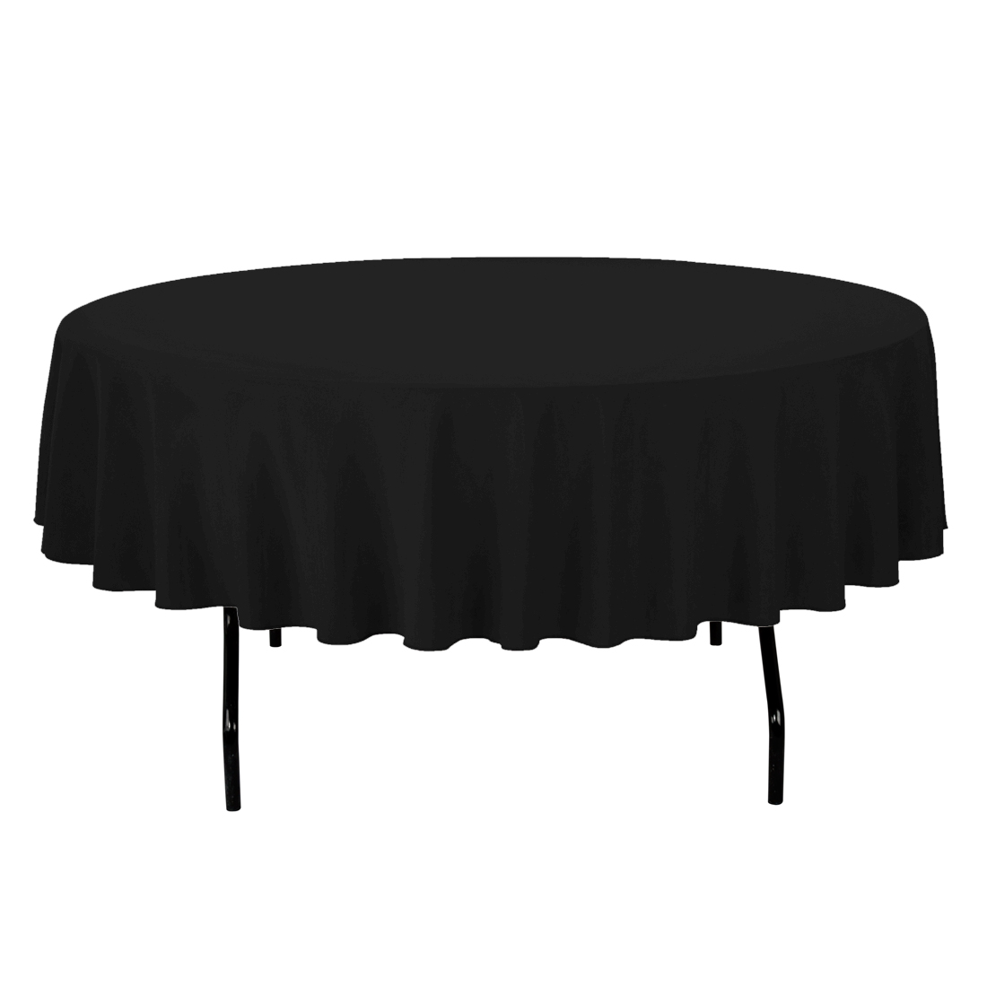 Round 90 Polyester Tablecloth Walmartcom