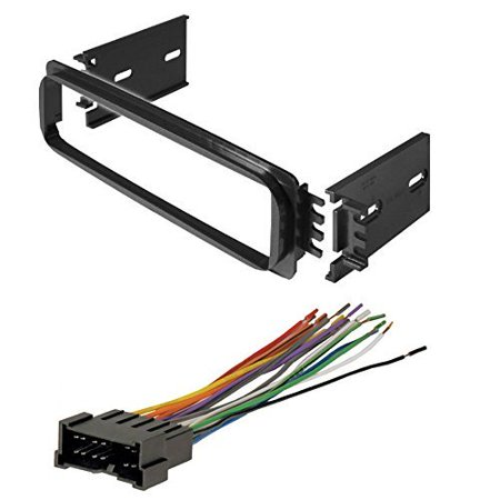 Hyundai Accent Radio - HYUNDAI ACCENT 2000 2001 CAR STEREO RADIO CD PLAYER RECEIVER INSTALL MOUNTING KIT WIRE HARNESS
